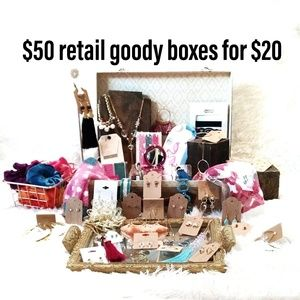 Jewelry - ⬇️$20 for $50 Retail Surprise Boxes
